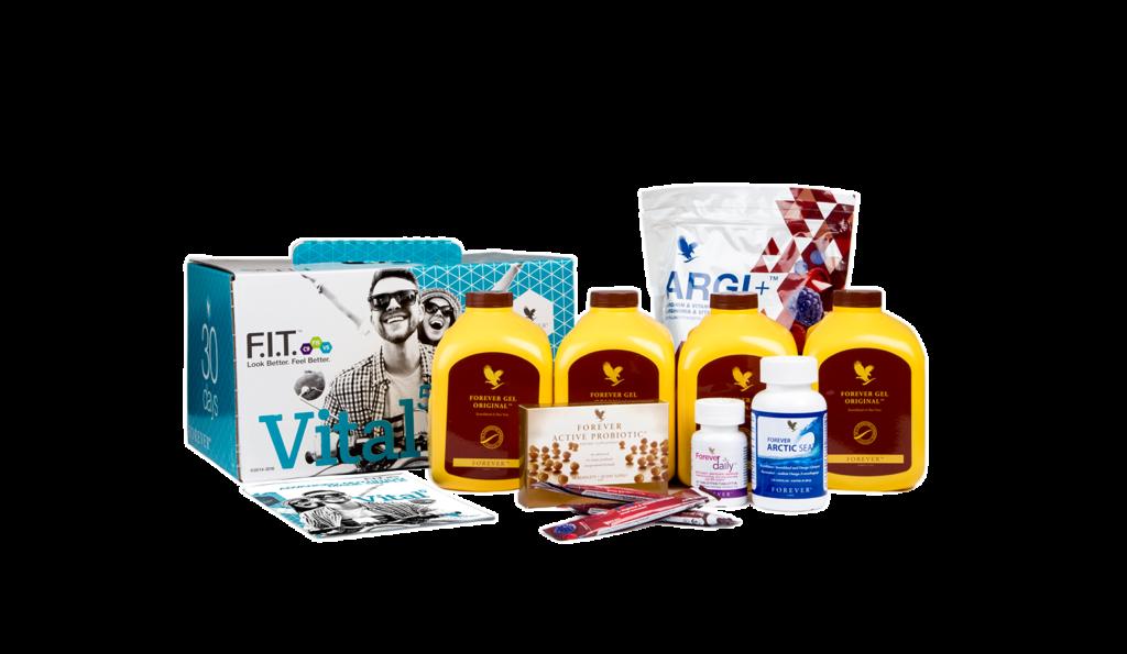 Vital5 Combo pack